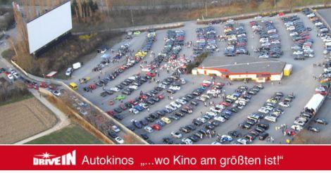Drive In Autokino Stuttgart Kornwestheim