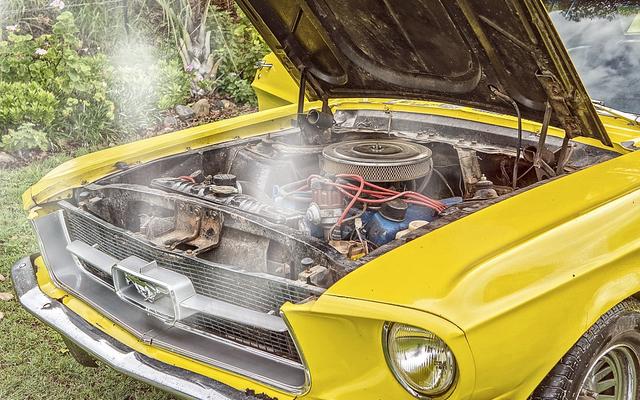 Der Motor Wird Heiß Und Jetzt Die Häufigsten Ursachen Für