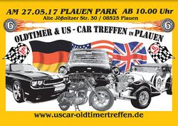 6 oldtimer us car treffen am plauen park 27 plauen lexicar. Black Bedroom Furniture Sets. Home Design Ideas