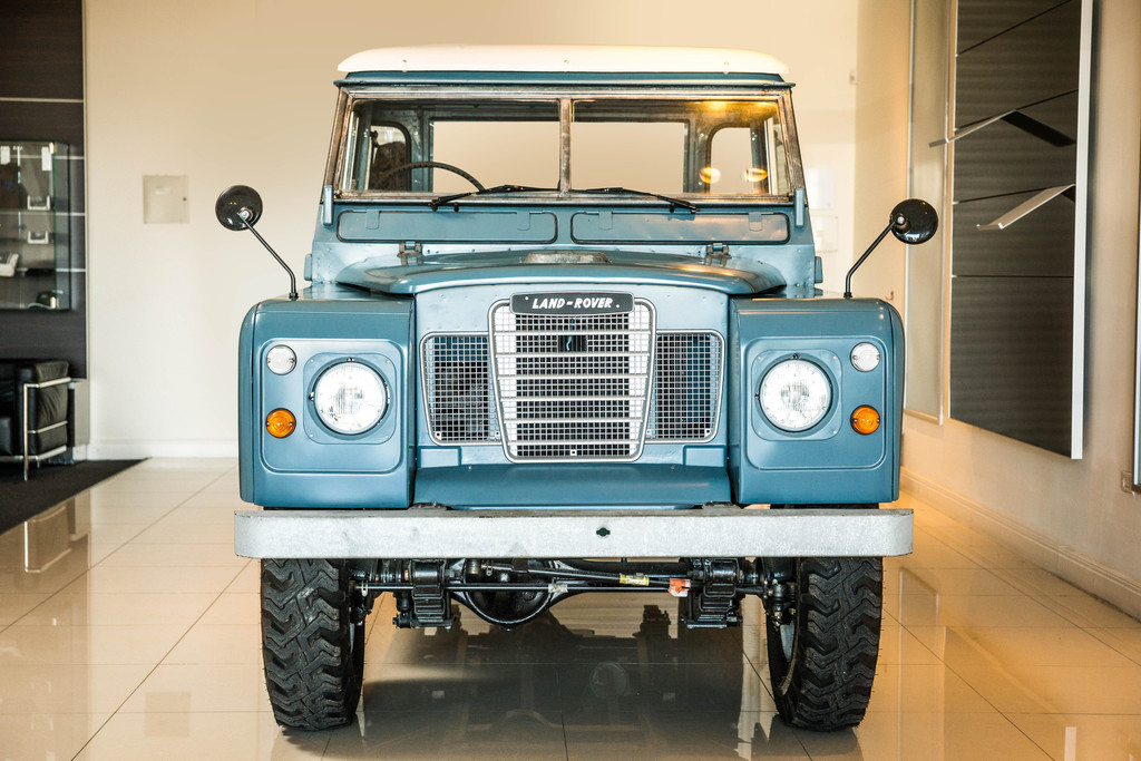 Marley Land Rover